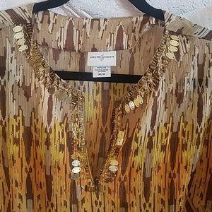 A blouse jacklyn smith